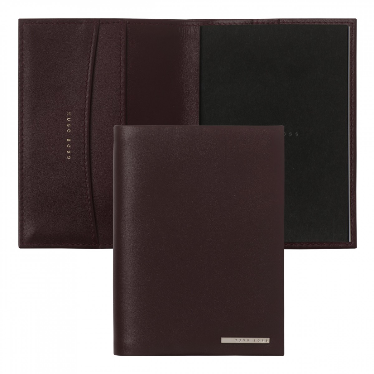 Burgundy A7 Notebook Cover